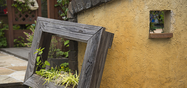 石川県金沢市のお庭、エクステリア、外構の施工会社ガーデンプラザ(井川造園株式会社)コンセプトイメージ